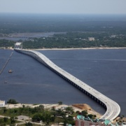 Biloxi Bay Bridge, U.S. 90