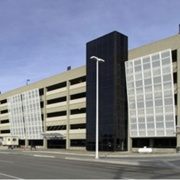 General Mitchell International Airport Parking Structure