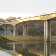 I-76 Allegheny River Bridge