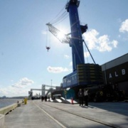 Port of Albany Wharf Extention