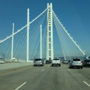 San Francisco-Oakland Bay Skyway Bridge