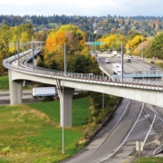 Seattle Sound Transit Tukwila Segment