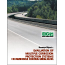 Evaluation of Multiple Corrosion Protection Systems for Reinforced Concrete Bridge Decks