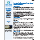 MNDOT - Corrosion Performance of Epoxy-Coated Reinforcement Bars
